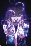 Doctor Strange Annual 1 Cover Art Featuring Clea  Dr Strange