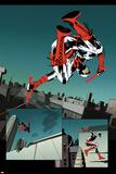 Daredevil 11 Panel Featuring Daredevil