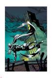 Moon Knight 6 Variant Cover Art