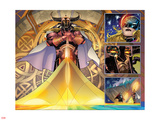 All-New  All-Different Avengers 15 Panel Featuring Heimdall  Thor (Female)