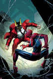 The Clone Conspiracy 1 Variant Cover Art Featuring Jackal  Spider-Man