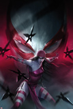 Spider-Man 2099 17 Cover Art Featuring Spider-Man 2099  Elektra