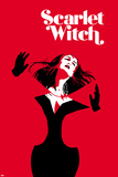 Scarlet Witch 12  Scarlet Witch (Text) Cover Art