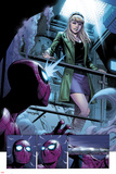 The Clone Conspiracy 1 Panel Featuring Gwen Stacy  Spider-Man