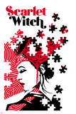 Scarlet Witch 8 Cover Art
