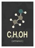 Molecule Ethanol