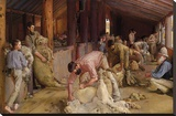 Shearing the Rams