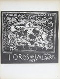 Toros en Vallauris Reproduction pour collectionneurs par Pablo Picasso