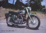 BSA Star Twin 500c 1956