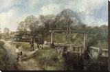 Old Lock  Flatford  Suffolk