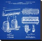 Schmidts Tap 1900 Blueprint