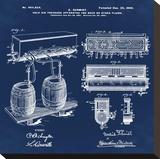 Schmidts Tap 1900 Blue