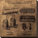 Schmidts Tap 1900 Vintage