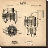 Whiskey Still 1906 Sepia