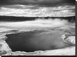 Fountain Geyser Pool  Yellowstone National Park  Wyoming  ca 1941-1942