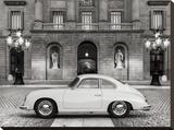 Vintage sports-car 2