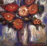 Orange Poppies II