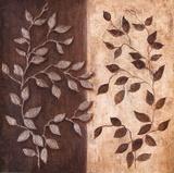 Russet Leaf Garland I