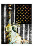 Statue Of Real America