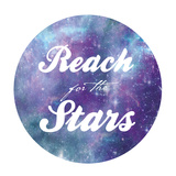 Reach For The Stars 1 Reproduction d'art