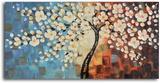 Textured Cherry Blossom