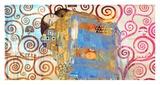 Klimt's Embrace 20