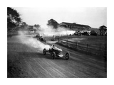 Racing automobiles