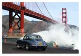 Under the Golden Gate Bridge  San Francisco