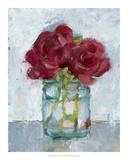 Impressionist Floral Study IV