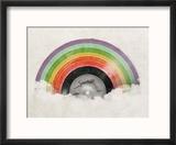 Rainbow Classic Reproduction encadrée par Florent Bodart
