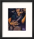 Movin' Strings Reproduction encadrée par David Garibaldi