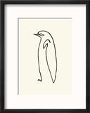Le Pingouin, c.1907 Reproduction encadrée par Pablo Picasso