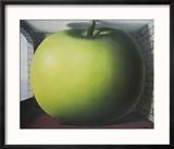 La Chambre D'Ecoute, 1958 Reproduction encadrée par Rene Magritte