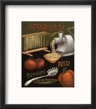 Spaghetti Reproduction encadrée par Daphne Brissonnet