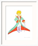 The Little Prince and his Cape