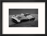 Nurburgring 1000 Kilometers, 1956 Reproduction encadrée par Jesse Alexander