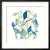 Geometric Jewel Abstract II