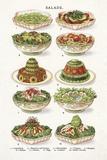Vintage Salad