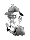 Kareem Abdul-Jabbar - Cartoon