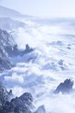 Big Sur Wave 1 Tableau sur toile par Paul Edmondson