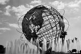 Unisphere at World's Fair Site Queens NY Tableau sur toile