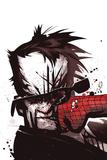 The Amazing Spider-Man No.576 Cover: Hammerhead Tableau sur toile par Chris Bachalo
