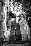 Paris Focus - Montmartre Tableau sur toile par Philippe Hugonnard