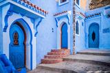 Chefchaouen, Morocco Tableau sur toile par Sabino Parente
