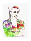 Sean Connery Tableau sur toile par NaxArt