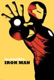 Invincible Iron Man No.6 Cover Tableau sur toile