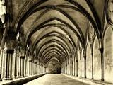 Salisbury Arches Tableau sur toile par Judith Bartos