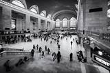 Grand Central Terminal - 42Nd Street - NYC Tableau sur toile par Philippe Hugonnard