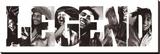 LEGEND: Bob Marley Tableau sur toile