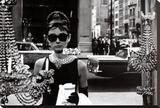 Hepburn, Audrey Tableau sur toile